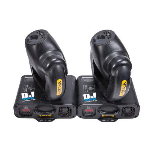 Set Moving Head GLP250 SPOT